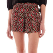 by&by Print Shorts