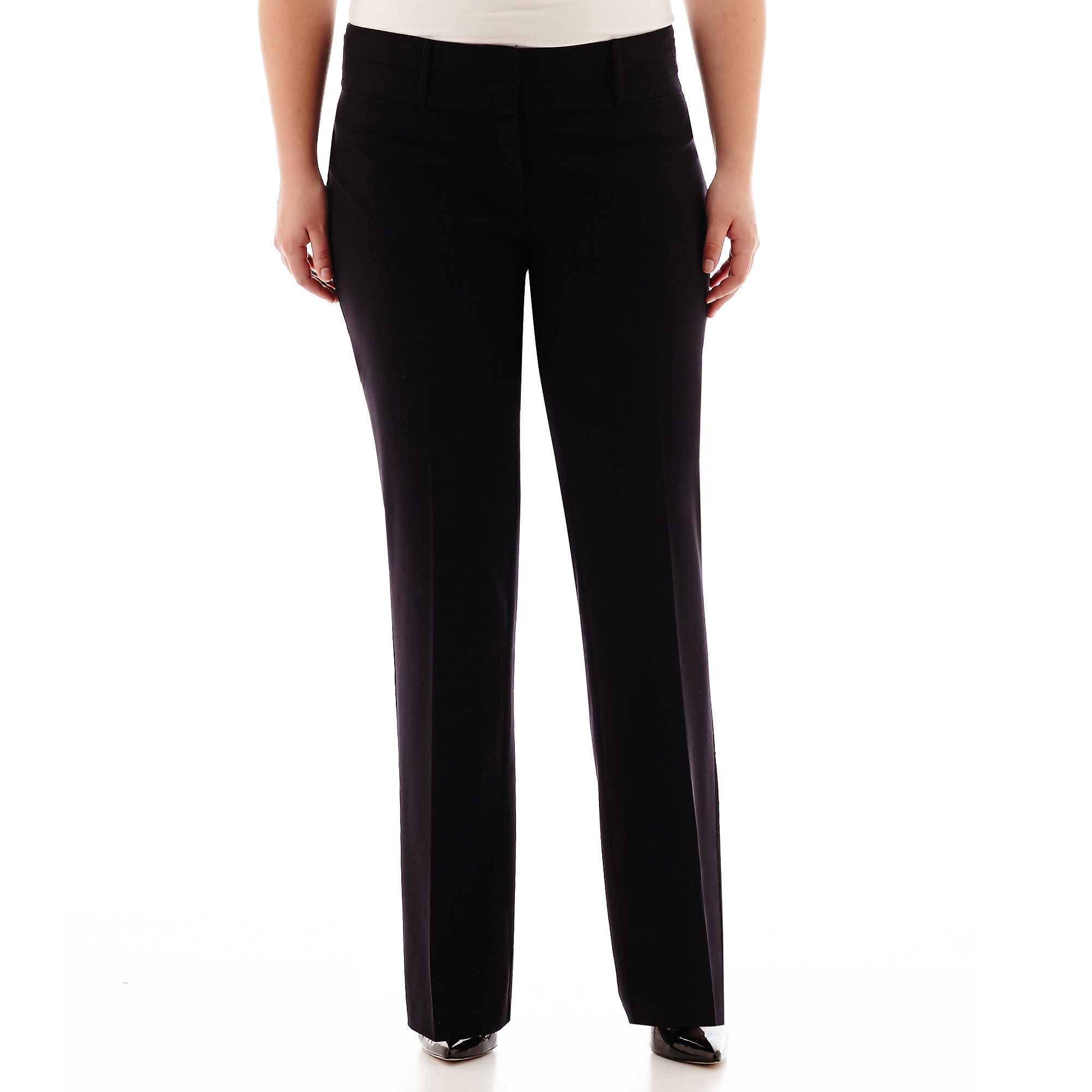 Hollywould Technology-Waist Pants - Juniors Plus plus size,  plus size fashion plus size appare