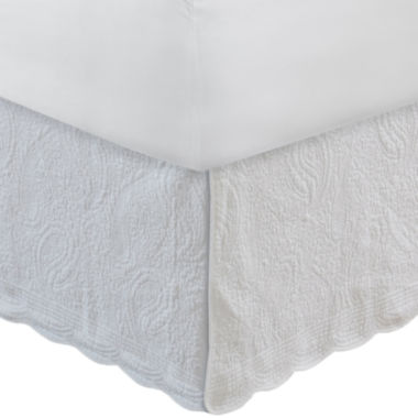 jcpenney.com | Greenland Home Fashions Paisley Bedskirt