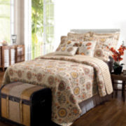 Andorra Medallion Quilt Set