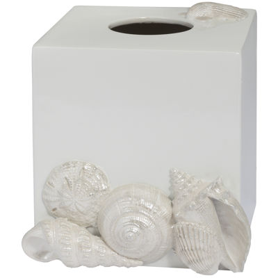 Creative Bath™ Seaside Tissue Holder