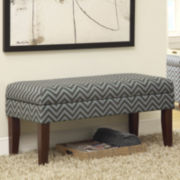 Keira Storage Bench