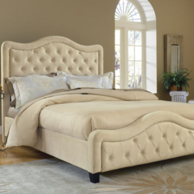 liana upholstered bed/headboard collection  jcpenney, Headboard designs