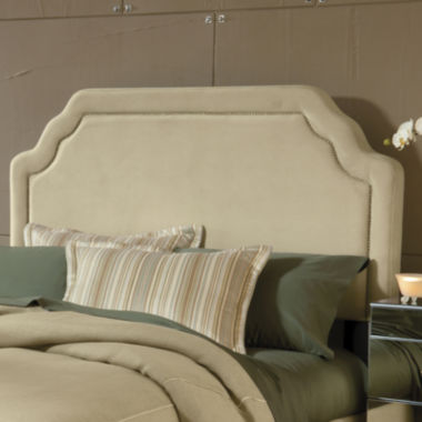 jcpenney.com | Kendale Upholstered Headboard with Nailhead Trim