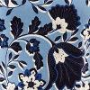 Blue Jets Floral