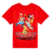 Disney Collection Fab 4 Graphic Tee - Boys 2-10