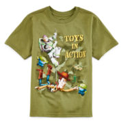 Disney Collection Toy Story Graphic Tee - Boys 2-10
