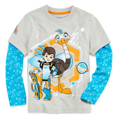 jcpenney.com | Disney Collection Miles Tee - Boys 2-10