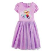Disney Collection Frozen Dress - Girls 2-10
