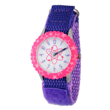 jcpenney.com | Discovery Kids® Purple Atom Watch