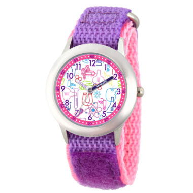 jcpenney.com | Discovery Kids® Purple and Pink Watch