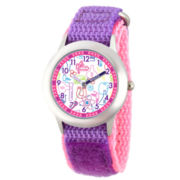 Discovery Kids® Purple and Pink Watch