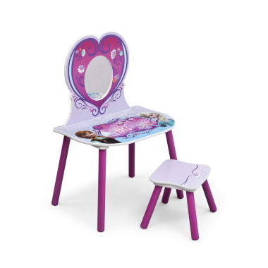 jcpenney.com | Delta Children Disney Frozen Vanity with Stool