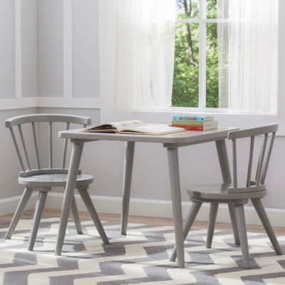Delta Children Windsor Table and Chair Set - JCPenney