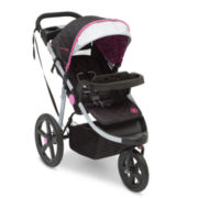 Delta Children J is for Jeep Brand Stroller Berry