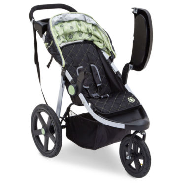 jcpenney.com | Delta Children J is for Jeep Brand Stroller Green