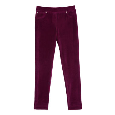 jcpenney.com | by&by Corduroy Slim-Fit Pull-On Pants - Girls 7-16