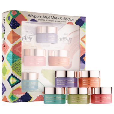 jcpenney.com | Josie Maran Whipped Mud Mask Collection