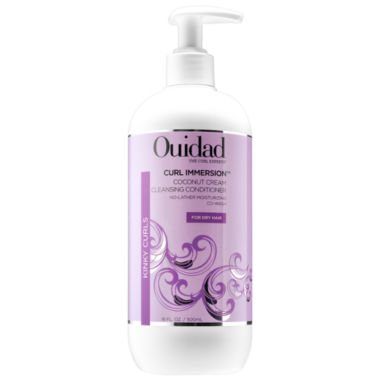 jcpenney.com | Ouidad Curl Immersion™ Coconut Cream Cleansing Conditioner
