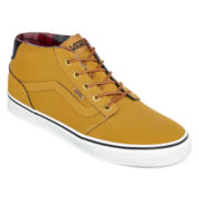 Vans® Chapman Stripe Mid-Top Mens Skate Shoes