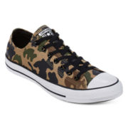 Converse® Chuck Taylor All Star Camouflage Mens Sneakers
