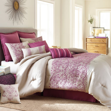 jcpenney.com | Martine 10-pc. Comforter Set