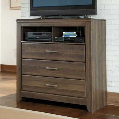Signature Design by Ashley® Juararo 3-Drawer Media Chest