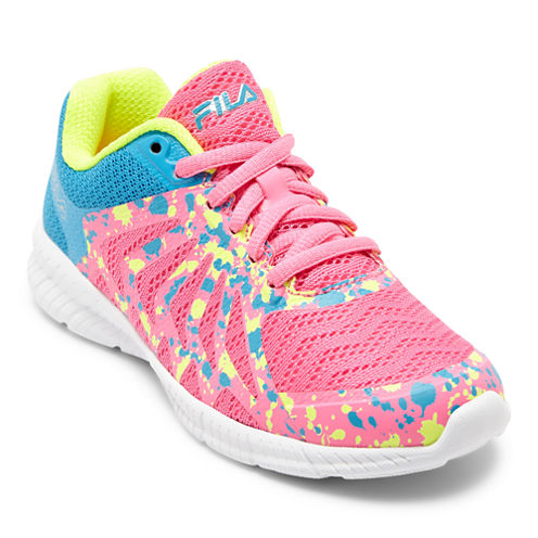 Fila Faction 2 Girls Running Shoes - Big Kids