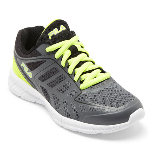 Fila Finity 2 Boys Running Shoes - Big Kids