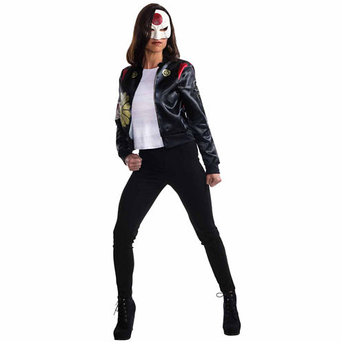 Suicide Squad: Katana Adult Costume Kit M
