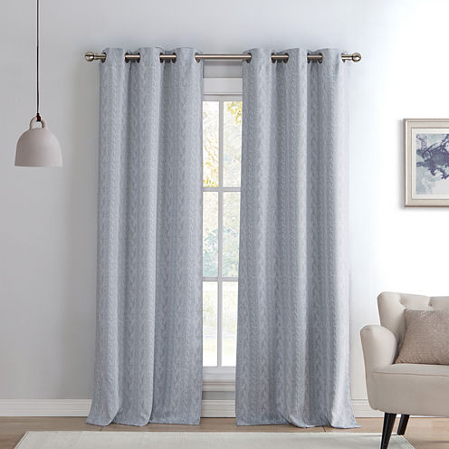 Kenise Kensie Blackout Curtain Panel