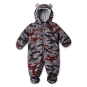 Carter's® Camo Pram Coat - Boys 3m-9m