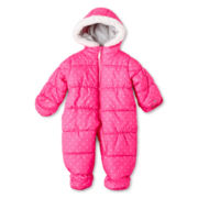 Carter's® Pink Pram Coat - Girls 3m-9m