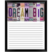 Dream Big Memo Board