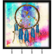 Dream Catcher Wall Decor with Hooks