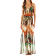 Bisou Bisou® Sleeveless Maxi Dress