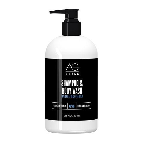 AG Hair Shampoo & Body Wash - 12 oz.