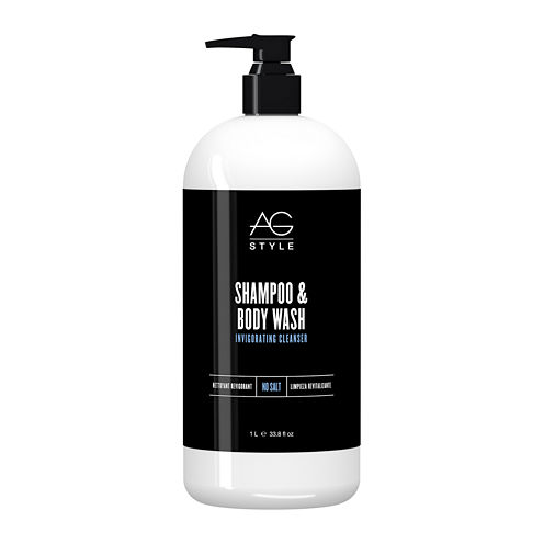 AG Hair Shampoo & Body Wash - 33.8 oz.