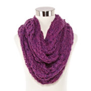 Mixit™ Textured Infinity Scarf