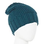 Olsenboye® Basketweave Slouch Hat