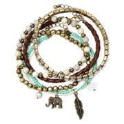 Arizona 6-pc. Bracelet Set
