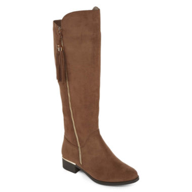 jcpenney.com | GC Shoes Tazzy Tassel Boots
