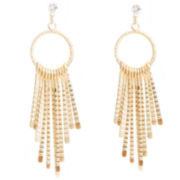 a.n.a® 3-pr. Gold-Tone Earring Set