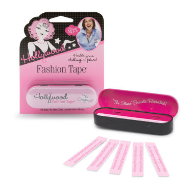 jcpenney.com | Hollywood Fashion Secrets Fashion Tape Tin - 36 pc.