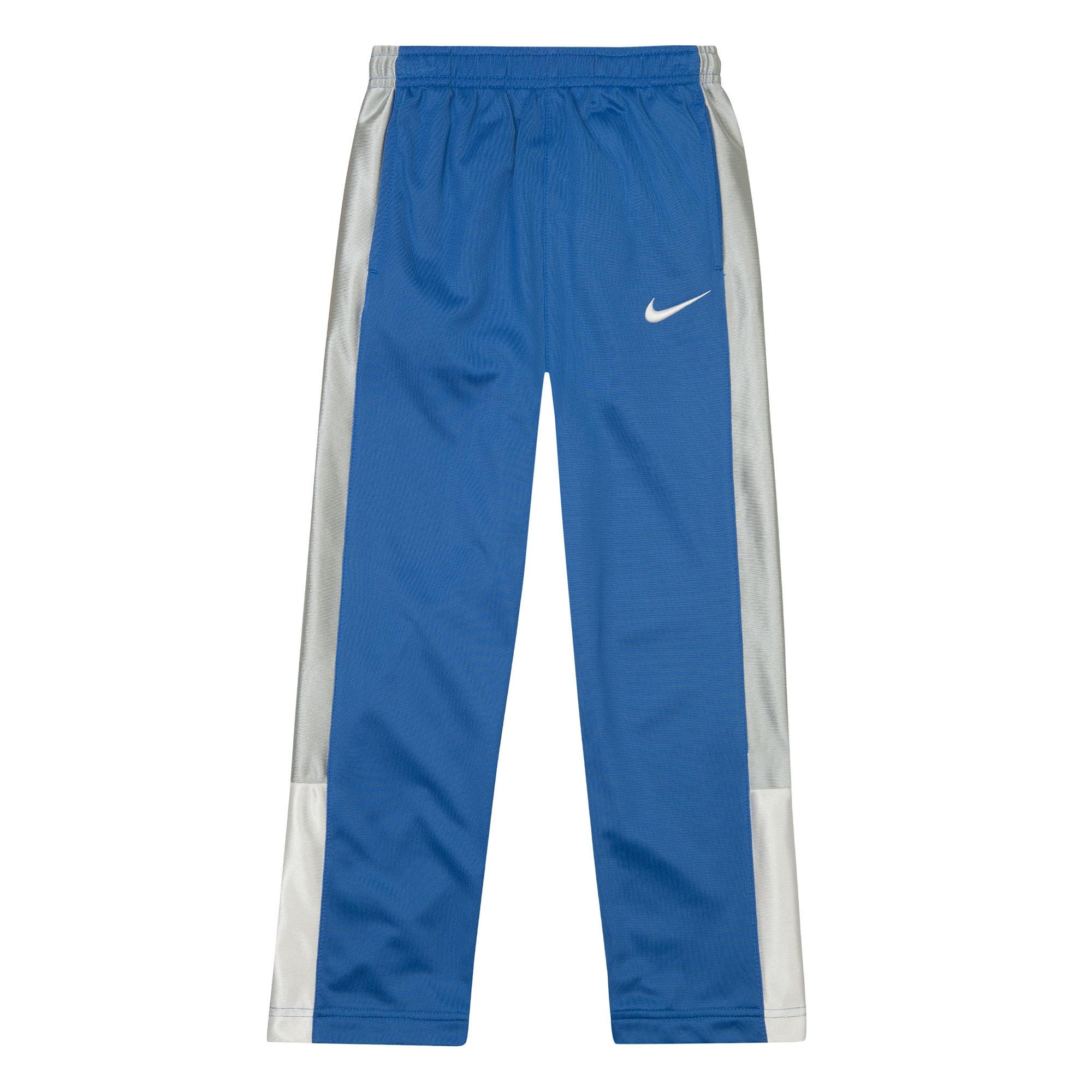 Nike Tricot Warm-Up Pants - Preschool Boys 4-7 plus size,  plus size fashion plus size appare
