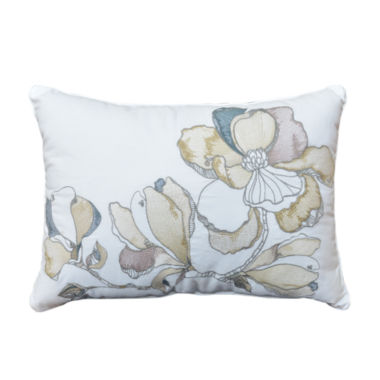 jcpenney.com | Shell Rummel Magnolia Oblong Decorative Pillow