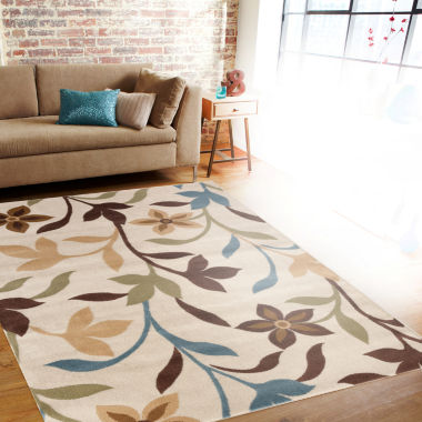 jcpenney.com | Alpine Floral Vines Rectangular Rug