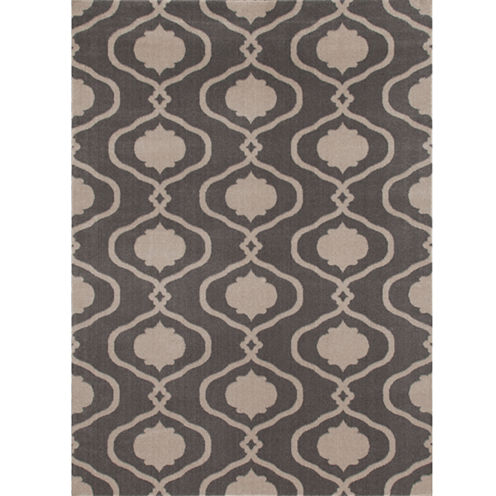 Alpine Ogee Rectangular Rug