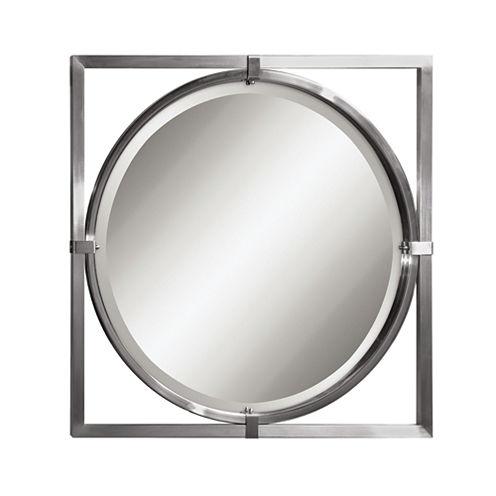 Kagami Nickel Metal Mirror