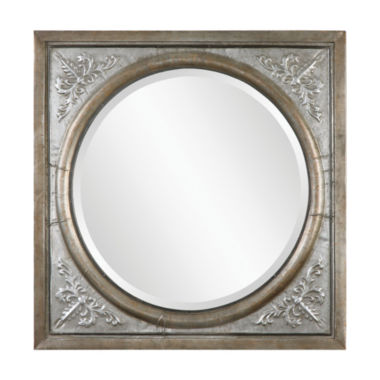 jcpenney.com | Ireneus Burnished Silver Metal Mirror